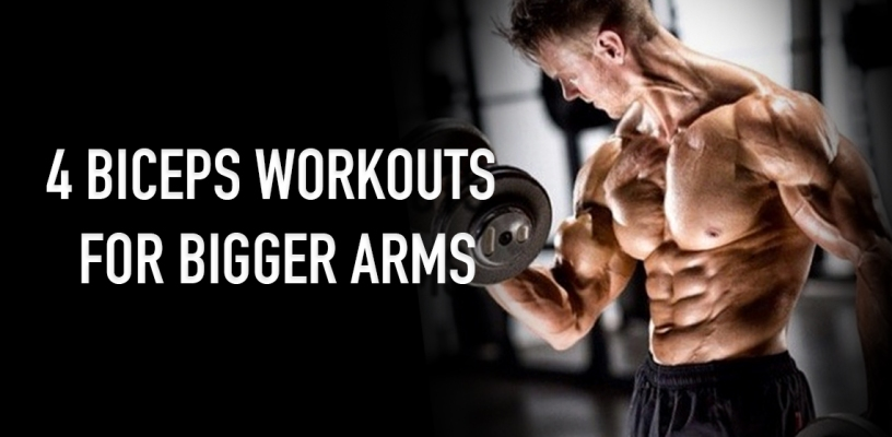 4-biceps-workouts-for-bigger-arms