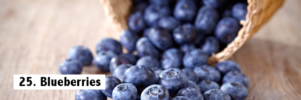 blueberries-best-fat-burning-foods