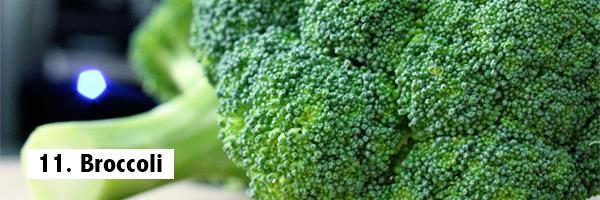 broccoli-best-fat-burning-foods