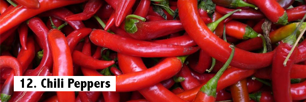 chili-peppers-best-fat-burning-foods