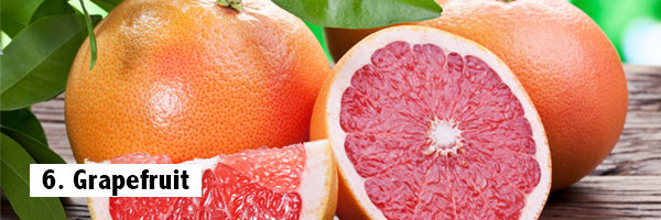 grapefruit-best-fat-burning-foods