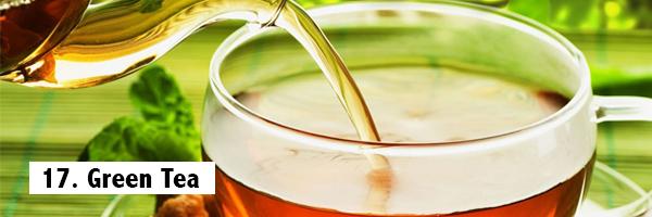 green-tea-best-fat-burning-foods