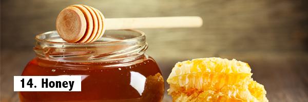 honey-best-fat-burning-foods