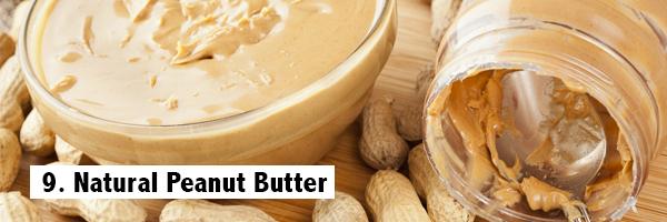 natural-peanut-butter-best-fat-burning-foods