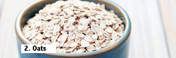 oats-best-fat-burning-foods