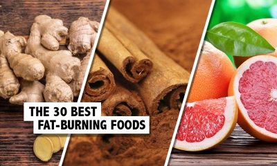 the-30-best-fat-burning-foods
